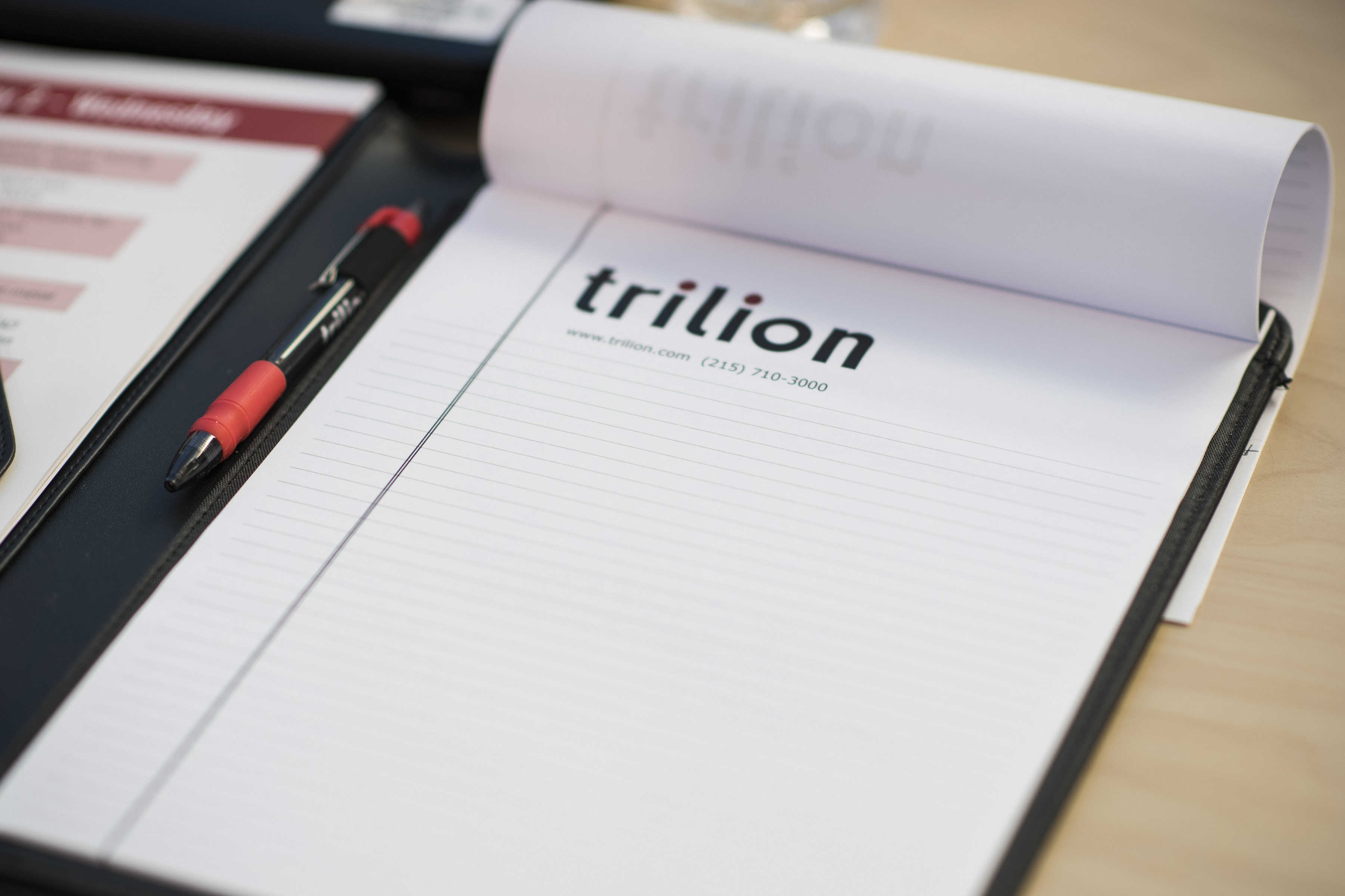 Photo of Trilion Note pad